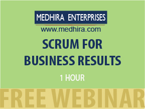 Scrum for Business Results free webinar