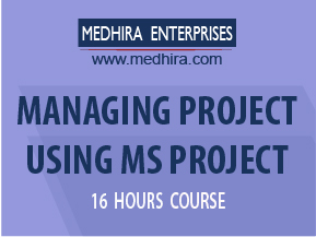Managing Projects Using MS Projects course in NYC